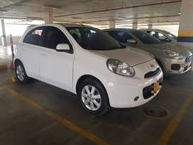 Se vende Nissan March modelo 2018