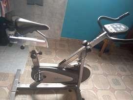 Bicicleta Spinning Y Elíptica