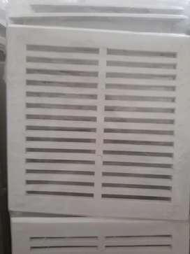 Rejilla de ventilación 15x15