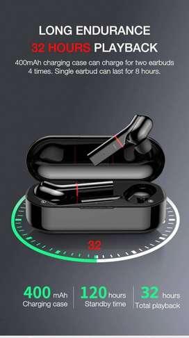 Audifono TWS Inalambrico Bluetooth Mano Libre Par ORIGINAL VV1 - 0555
