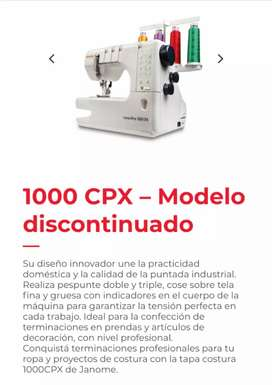 JANOME Cover Pro 1000 CPX