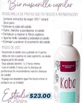 Productos para el cuidado de tu cabello