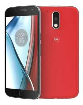 Vendo mi Motorola g4 en  con lector de huella óptimas condiciones en 200mil