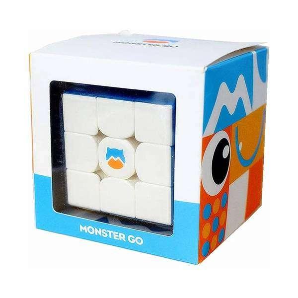 Cubo Magico Monster Go Magnético
