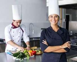 Nesecito cocinero(a)