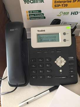 Telefono Ip Yealink SIP-T20  en Caja Original
