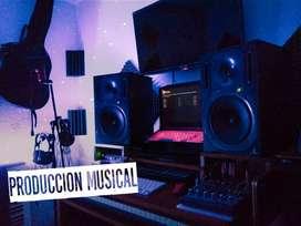 Producción musical de calidad