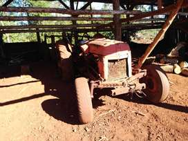 Tractor for