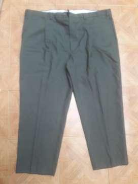 Pantalones de Marca Hombre T.54 Cacharel