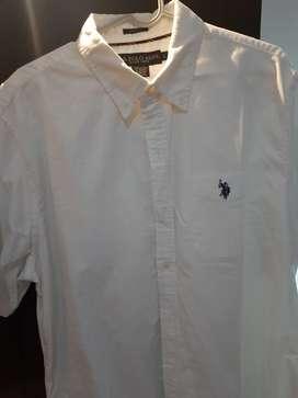 Camisa manga corta Marca Polo