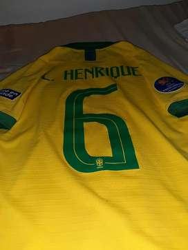 Camiseta Selección Brasil PreOlimpico 2020