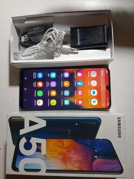 Samsung A50 en Caja  LIBRE