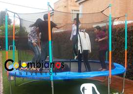 Inflables Halloween Trampolines