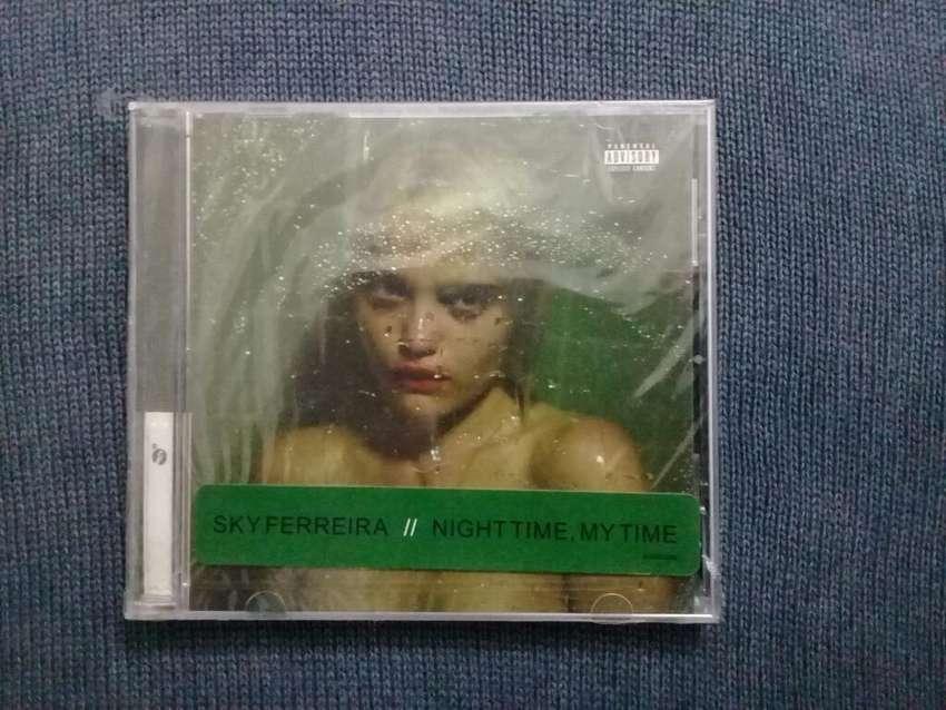 CD Night Time, My Time Sky Ferreira