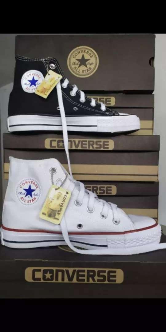 Llegó bota converse todas las tallas y colores tenis calzado zapato zapatillas importado