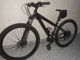 Bicicleta GW MTB. Rin29. Aluminio aleaciòn Carbono