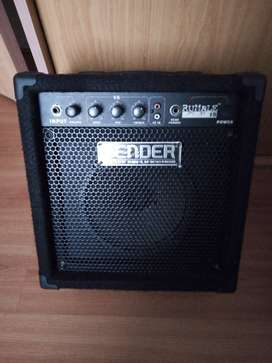 Vendo amplificador para bajo fender