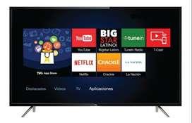 "SMART TV LED TCL 39"" L39S4900S NETFLIX"