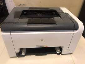 laserjet cp1025nw color