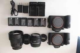 Camara Sony A7III - Escucho Ofertas (Only Body))