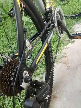 Bicicleta MTB Topmega Neptune