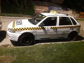 Vendo taxi de capital trabajando