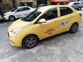 Taxi como nuevo