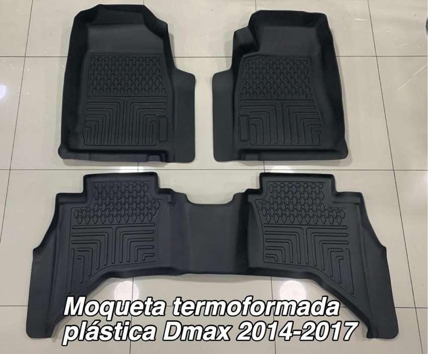 Moqueta termoformada dmax plastica 0