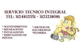 REPARACIONES DE ESTUFAS Y FREIDORAS EN CHICO