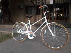 Bicicleta vintage mujer r26