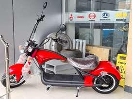 Motoscooter eléctrico COBRA motor 2000w Full