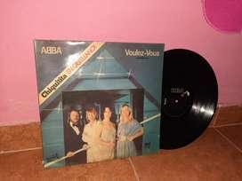 Abba Voulez Vous  Quieres Tú  1979 (disco Vinilo)original