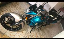 Yamaha fz modelo 2020