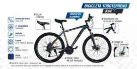Bicicleta Todoterreno Sueh K44 Nueva