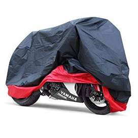 Funda cubierta gris impermeable para motocicleta NUEVA