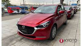Mazda 2 Sedán Face Lift Grand Touring At 2021 Rojo Diamante