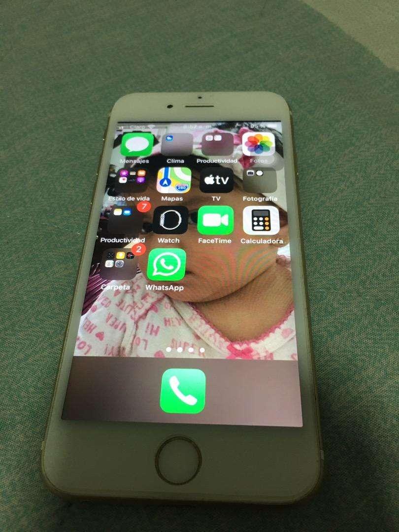Vendo iPhone 6s de 64gb 0