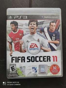 """PLAY STATION """"FIFA SOCCER 09- 11 ORIGINALES"""