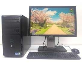 COMPUTADOR CORE I3, 2 GB RAM DISCO DURO 230 GIGAS WINDOWS