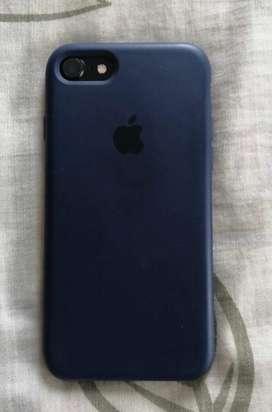 Iphone 7 negro mate en perfecta condiciones