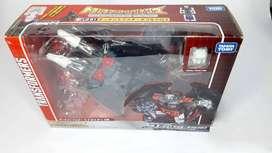 Targetmaster Doublecross - Figura de acción -
