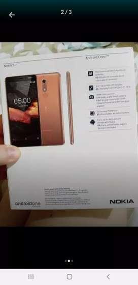 Nokia 5.1 nuevo