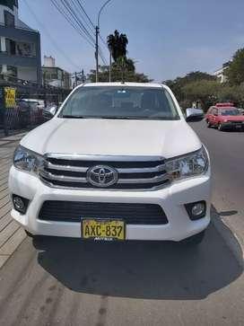 Toyota hilux  2018  SRV