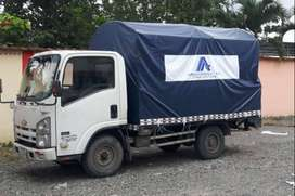 Servicio Alquiler Transporte con CAMIONES Y CAMIONETAS dentro y fuera de la ciudad disponibilidad inmediata