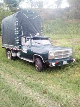 Camion dodge modelo 78