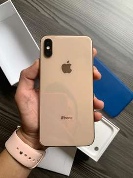 iPhone Xs 64 Gb Gold intacto