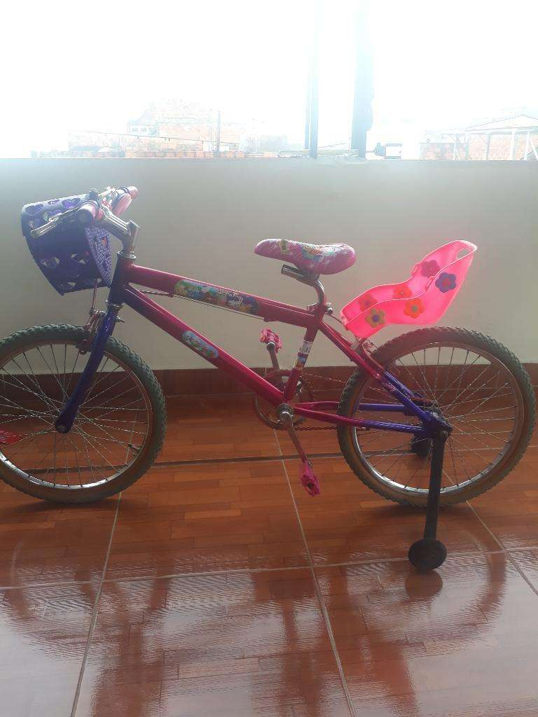 Bicicleta Niña 0