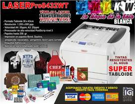 AA Tinta blanca textil y artes graficas super tabloide