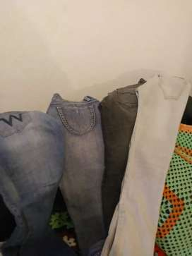 Jeans usados t36