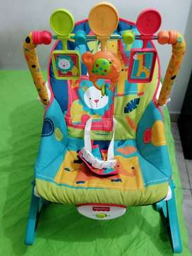 Silla Vibradora para Niño Fisher Price en Perfecto Estado